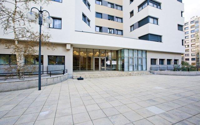Отель Paris Davout Sejours & Affaires Франция, Париж - отзывы, цены и фото номеров - забронировать отель Paris Davout Sejours & Affaires онлайн вид на фасад