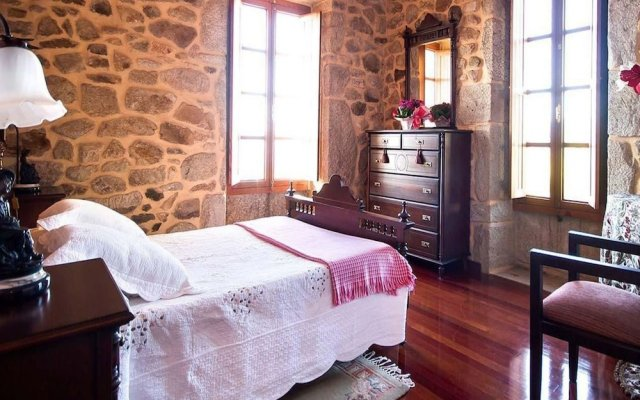 Отель 104316 - House in Carnota комната для гостей