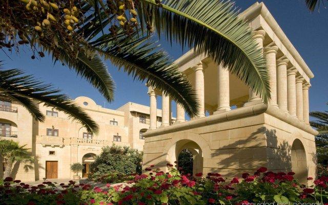 Kempinski Hotel San Lawrenz вид на фасад