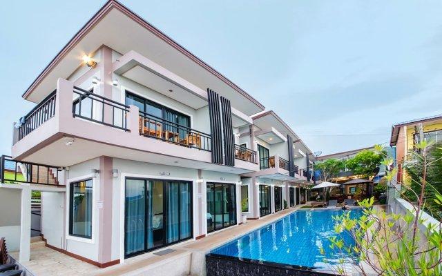 Отель Baan Talay Namsai вид на фасад