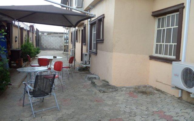 Kamkaa Hotel & Suites вид на фасад