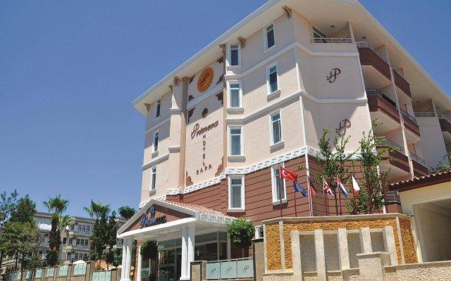 Primera Hotel & Apart вид на фасад