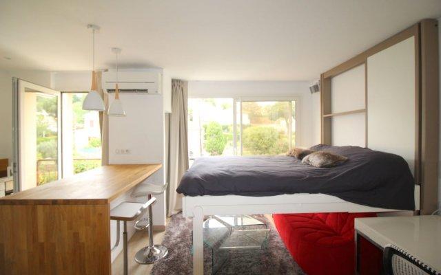 Отель Nice Booking - Dufy - Moderne - Parking комната для гостей