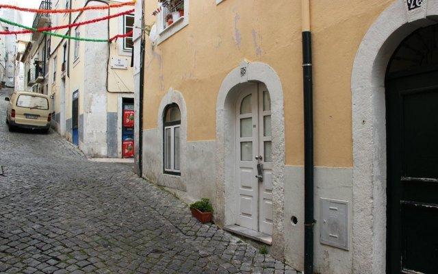Отель Portugal Ways Lisbon City Apartments Португалия, Лиссабон - отзывы, цены и фото номеров - забронировать отель Portugal Ways Lisbon City Apartments онлайн вид на фасад