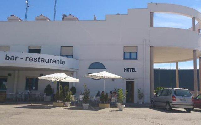 Hotel Las Terrazas вид на фасад