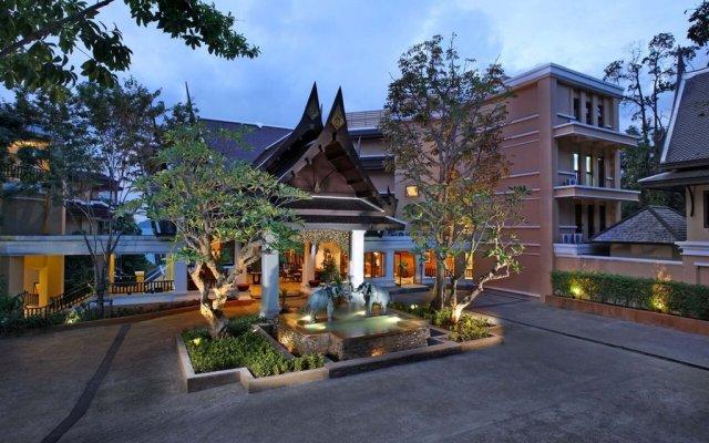Отель Amari Vogue Krabi вид на фасад