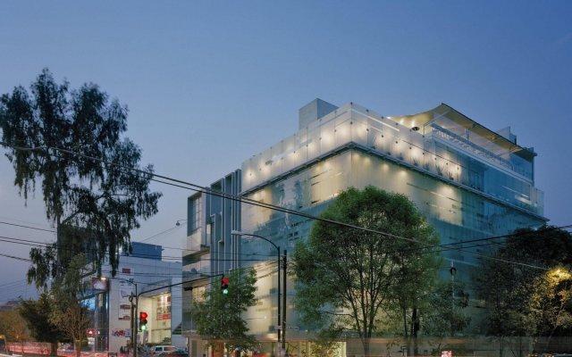 Hotel Habita вид на фасад