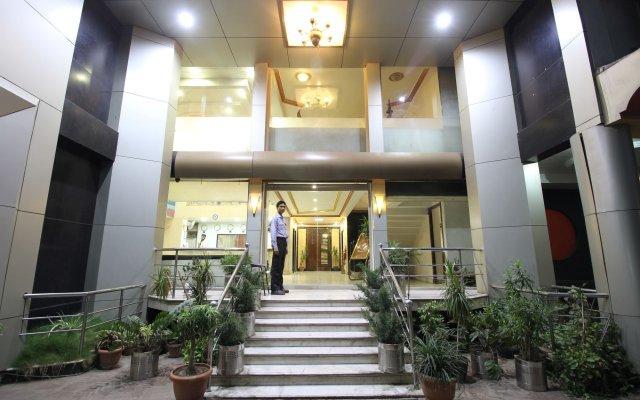 Отель Grand Arjun Индия, Райпур - отзывы, цены и фото номеров - забронировать отель Grand Arjun онлайн вид на фасад