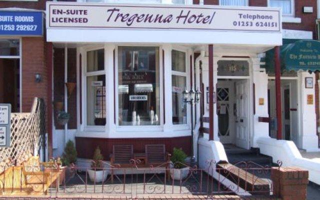 Отель Tregenna вид на фасад