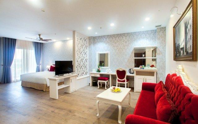 Отель Ladalat Hotel Вьетнам, Далат - отзывы, цены и фото номеров - забронировать отель Ladalat Hotel онлайн комната для гостей