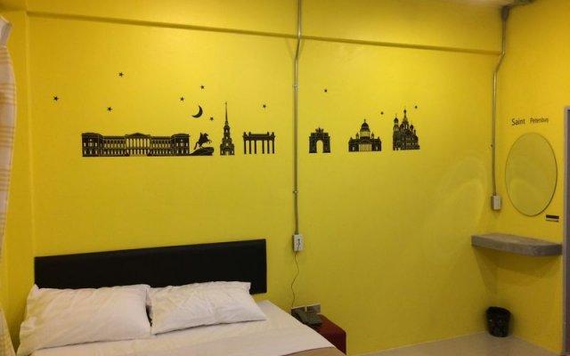 Sleep With Love Hotel комната для гостей