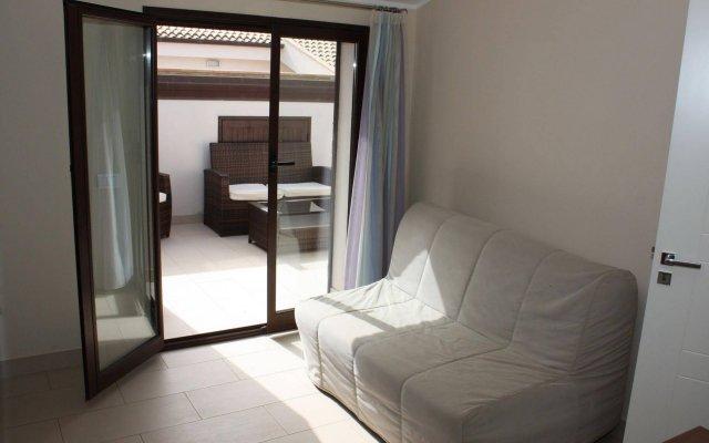 Отель Case Vacanze Bellavista Порт-Эмпедокле комната для гостей
