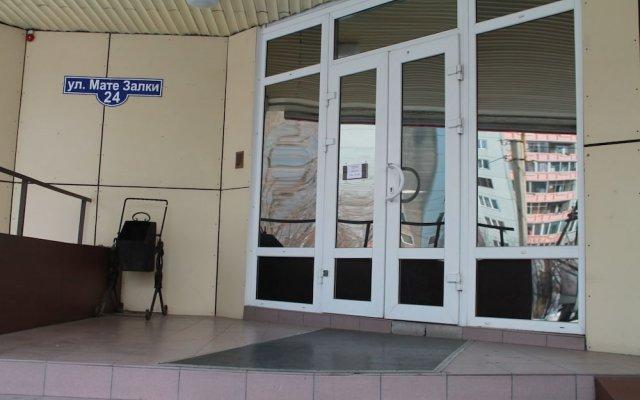 Гостиница Variant Hotel в Красноярске отзывы, цены и фото номеров - забронировать гостиницу Variant Hotel онлайн Красноярск вид на фасад