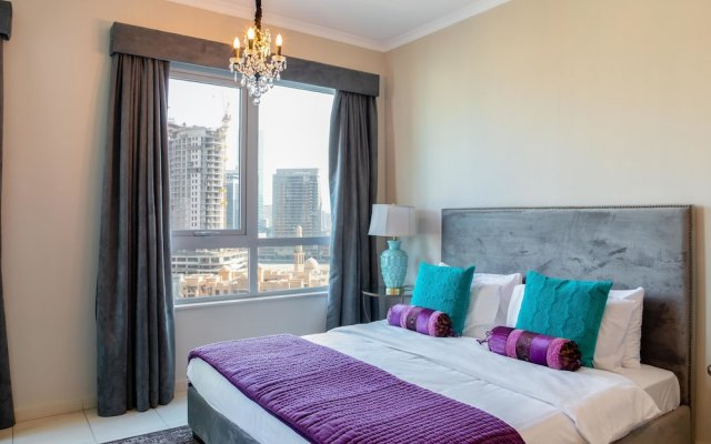 Отель Maison Privee - Burj Residence Дубай вид на фасад