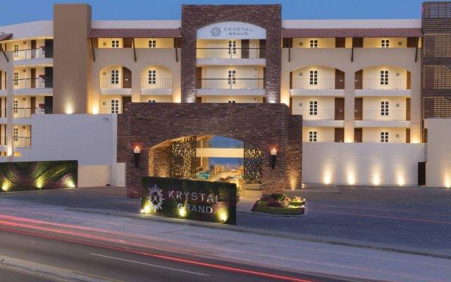 Отель Reflect Krystal Grand Los Cabos - All Inclusive вид на фасад