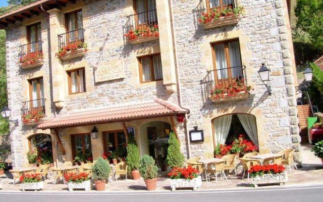 Отель Cosgaya Испания, Камалено - отзывы, цены и фото номеров - забронировать отель Cosgaya онлайн вид на фасад
