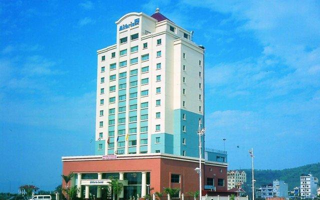 Mithrin Hotel Halong вид на фасад