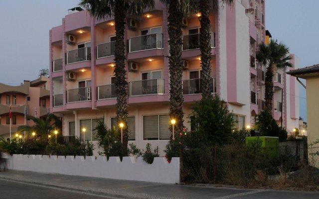 Rosy Hotel вид на фасад