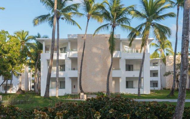 Отель Grand Bavaro Princess вид на фасад