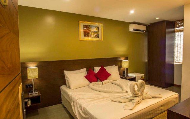 Отель Awesome Suite Мальдивы, Мале - отзывы, цены и фото номеров - забронировать отель Awesome Suite онлайн вид на фасад