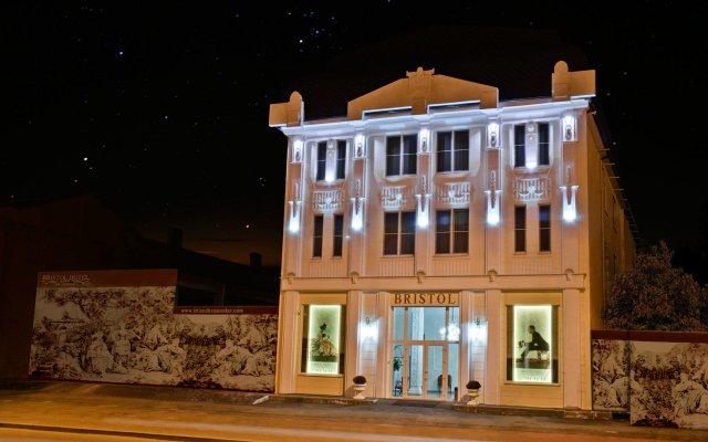 Отель Бристоль Краснодар вид на фасад
