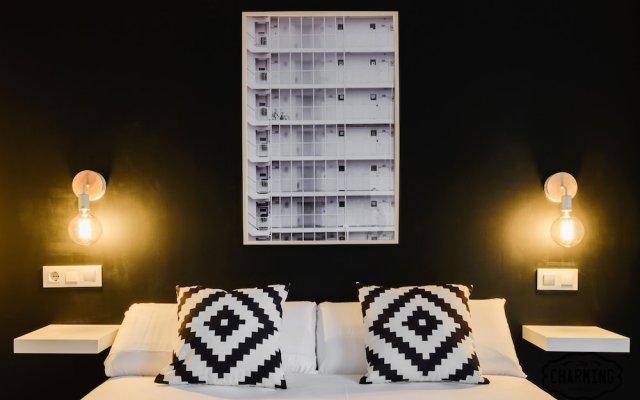 Отель Charming Puerta de Toledo IV Испания, Мадрид - отзывы, цены и фото номеров - забронировать отель Charming Puerta de Toledo IV онлайн комната для гостей