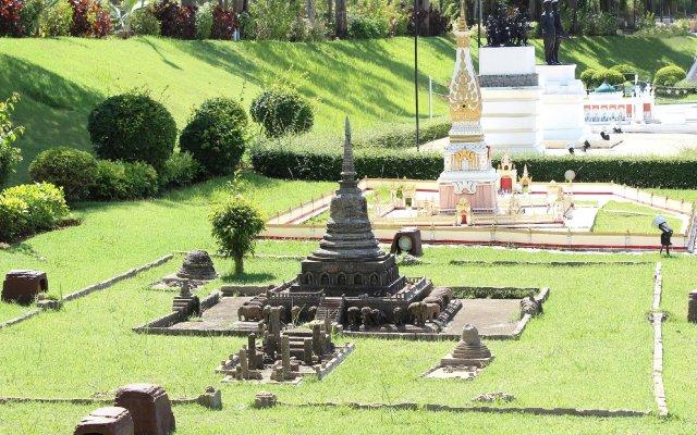 Отель Villa Imperial Pattaya Vip
