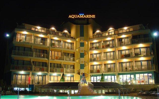 Aquamarine Hotel All Inclusive Солнечный берег вид на фасад