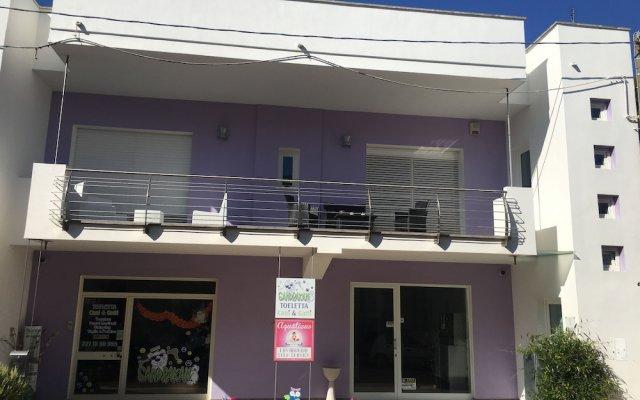 Отель Viadelcampo Пресичче вид на фасад