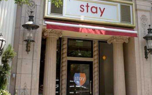 Отель Stay США, Лос-Анджелес - 9 отзывов об отеле, цены и фото номеров - забронировать отель Stay онлайн вид на фасад