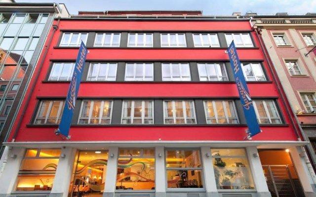 Отель Jaeger's Munich Германия, Мюнхен - отзывы, цены и фото номеров - забронировать отель Jaeger's Munich онлайн вид на фасад