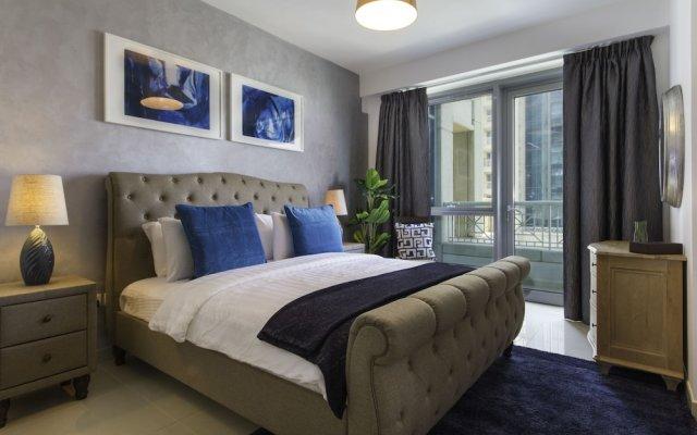 Отель Maison Privee - 29 Boulevard Дубай комната для гостей
