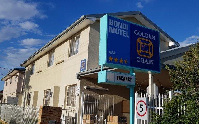 Отель Bondi Motel вид на фасад