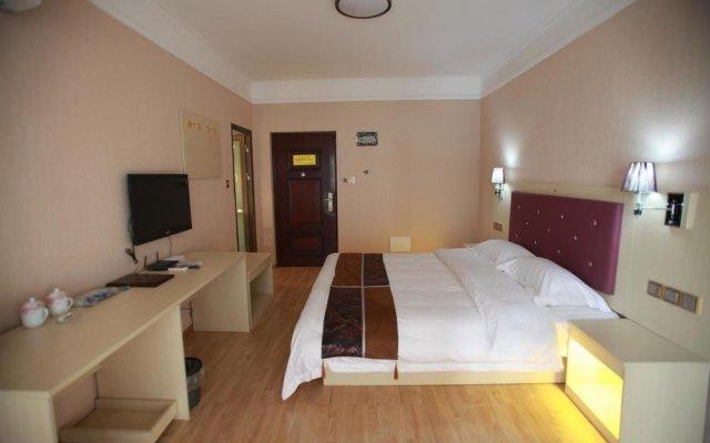 Отель Yayi Hotel Китай, Сиань - отзывы, цены и фото номеров - забронировать отель Yayi Hotel онлайн комната для гостей
