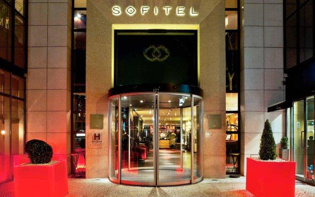 Отель Sofitel Lisbon Liberdade Португалия, Лиссабон - 2 отзыва об отеле, цены и фото номеров - забронировать отель Sofitel Lisbon Liberdade онлайн вид на фасад