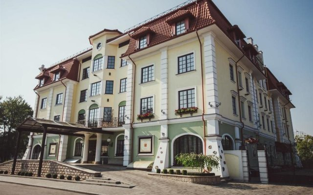 Гостиница Hermitage Отель Беларусь, Брест - - забронировать гостиницу Hermitage Отель, цены и фото номеров вид на фасад