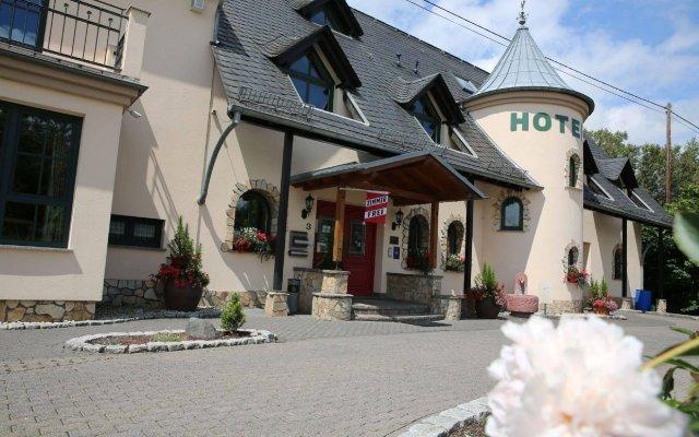 Отель Ringhotel Villa Moritz вид на фасад