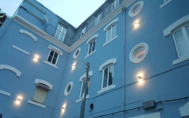 Апартаменты 4 Places - Lisbon Apartments вид на фасад