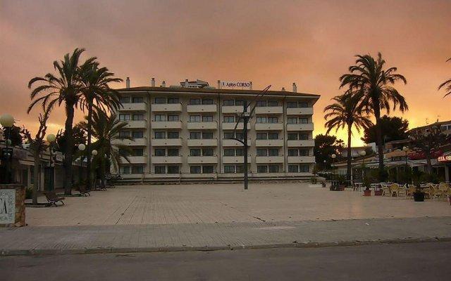 Hotel JS Corso Suites вид на фасад