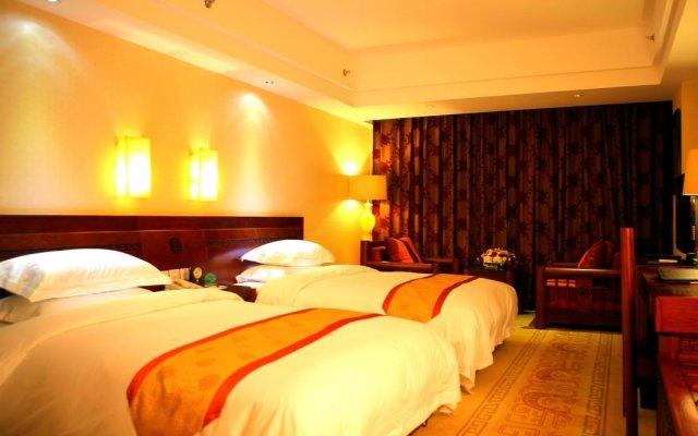 Отель Xian Yanta International Hotel Китай, Сиань - отзывы, цены и фото номеров - забронировать отель Xian Yanta International Hotel онлайн комната для гостей