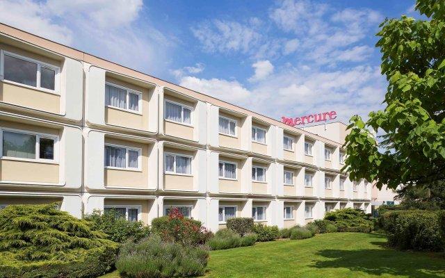 Отель ibis Styles Beauvais вид на фасад