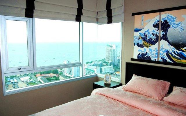 Отель Centric Sea Pattaya by UPlus Паттайя комната для гостей