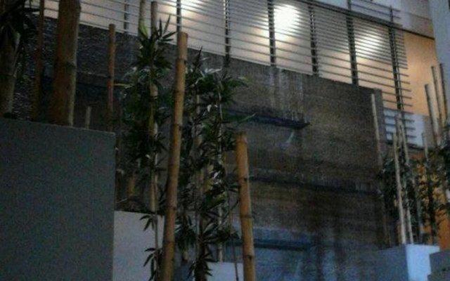 Отель myLUXAPART Las Condes вид на фасад