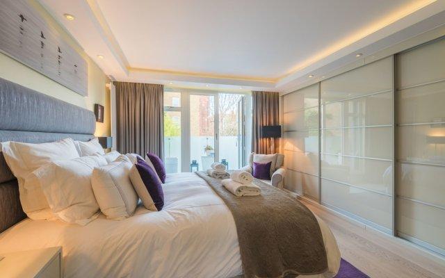 Отель Supreme South Bank Home by The London Eye Великобритания, Лондон - отзывы, цены и фото номеров - забронировать отель Supreme South Bank Home by The London Eye онлайн комната для гостей