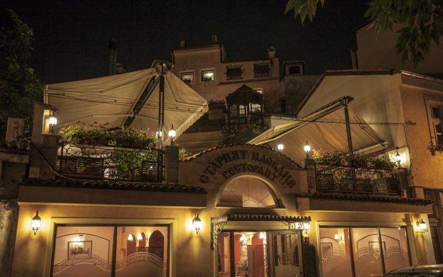 Отель Old Plovdiv House in Kapana Area вид на фасад