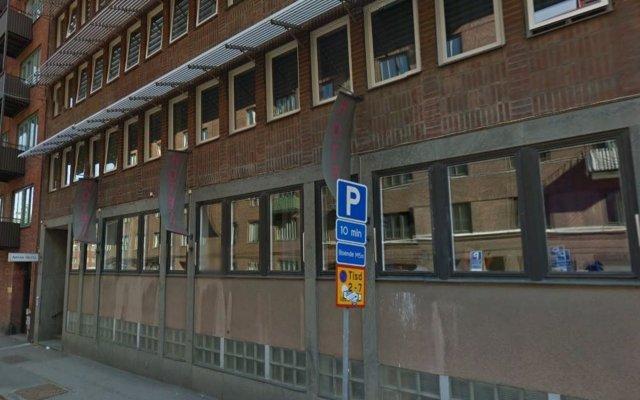 Best Western Arena Hotel Gothenburg Гётеборг вид на фасад