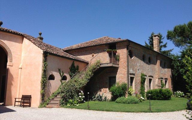 Отель Agriturismo Ca' Sagredo Италия, Консельве - отзывы, цены и фото номеров - забронировать отель Agriturismo Ca' Sagredo онлайн вид на фасад