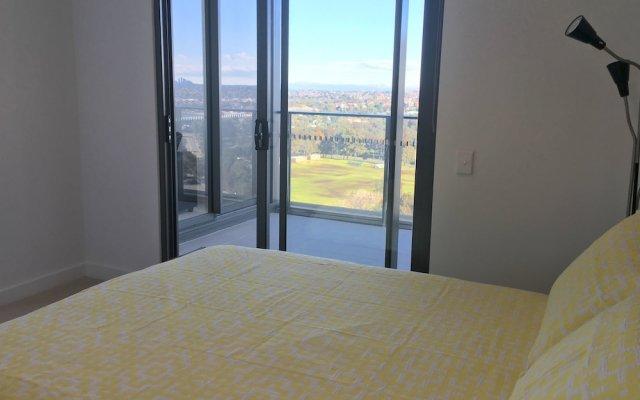 Panoramic views in brand new apartment