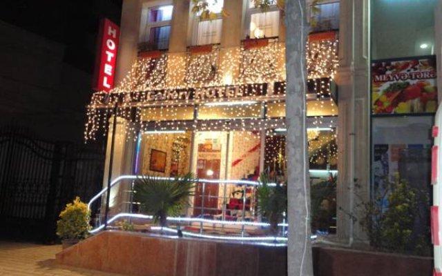 Отель Gallery Отель Баку Азербайджан, Баку - отзывы, цены и фото номеров - забронировать отель Gallery Отель Баку онлайн вид на фасад