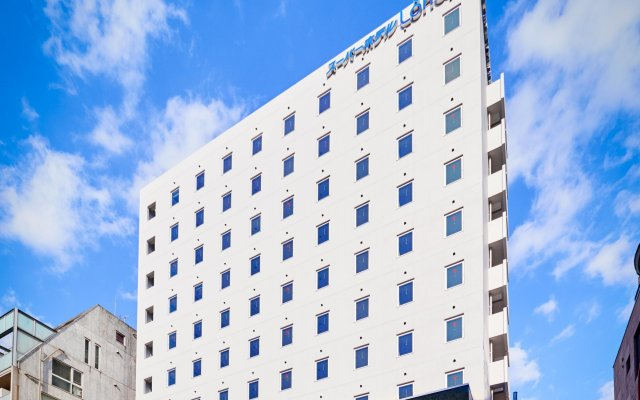 Отель Super Hotel Lohas Akasaka Япония, Токио - отзывы, цены и фото номеров - забронировать отель Super Hotel Lohas Akasaka онлайн вид на фасад